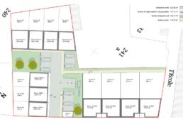 Plan de démolition et de construction de logement locatifs à Vierzy