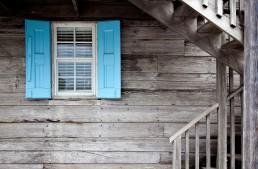 Photo d'une fenêtre de maison pour le crédit impôt travaux