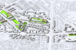 Programmation architectural et urbaine d'un quartier à Soissons