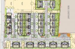 Plans construction 43 logements individuels Pommeuse